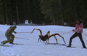 SyFy Corner: Ice Spiders (2007) | AnythingHorror Central