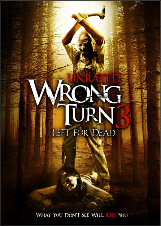wrong turn 2. only 2007#39;s Wrong Turn 2: