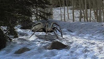 Ice Spiders (2007) ... Creepy Crawlies in the Snow ...