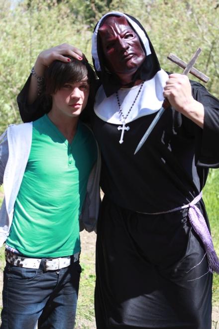 Tim Sullivan IS Sister Mary Chopper!!