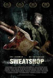 Sweatshop poster