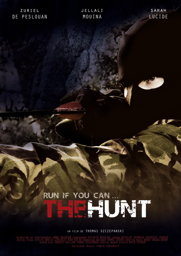 Breaking Movie News: New French Film The Hunt | Horror