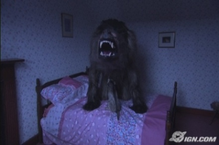 A horribly ferocious werewolf or ALF??