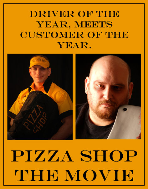 Pizza Shop: The Movie movie