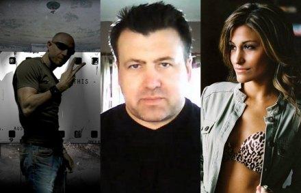 Oklahoma Ward, David P. Baker, & Nicole Alonso (l-r)