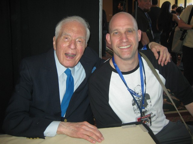 Me & Angus Scrimm