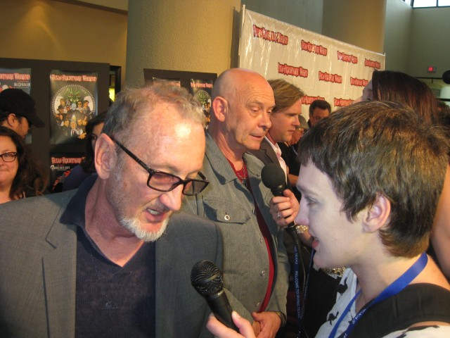 How often do you get a picture w/ Englund, Bradley, & Elwes all in one shot??
