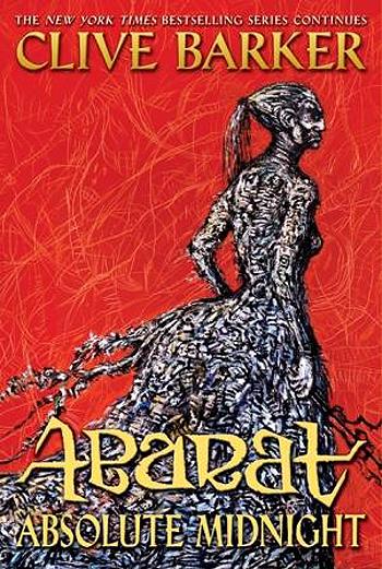 Abarat: Abarat by Clive Barker (2002, Hardcover) SIGNED