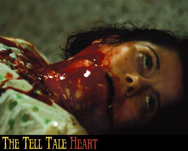 edgar allan poe the tell tale heart essays