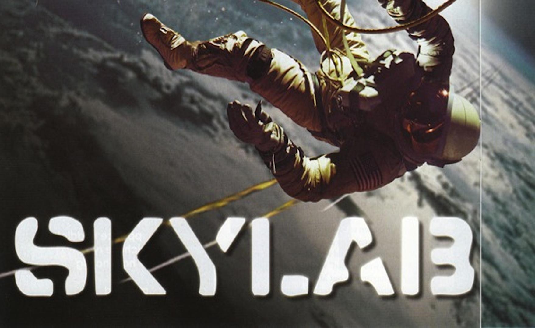 skylab space station crash - photo #35