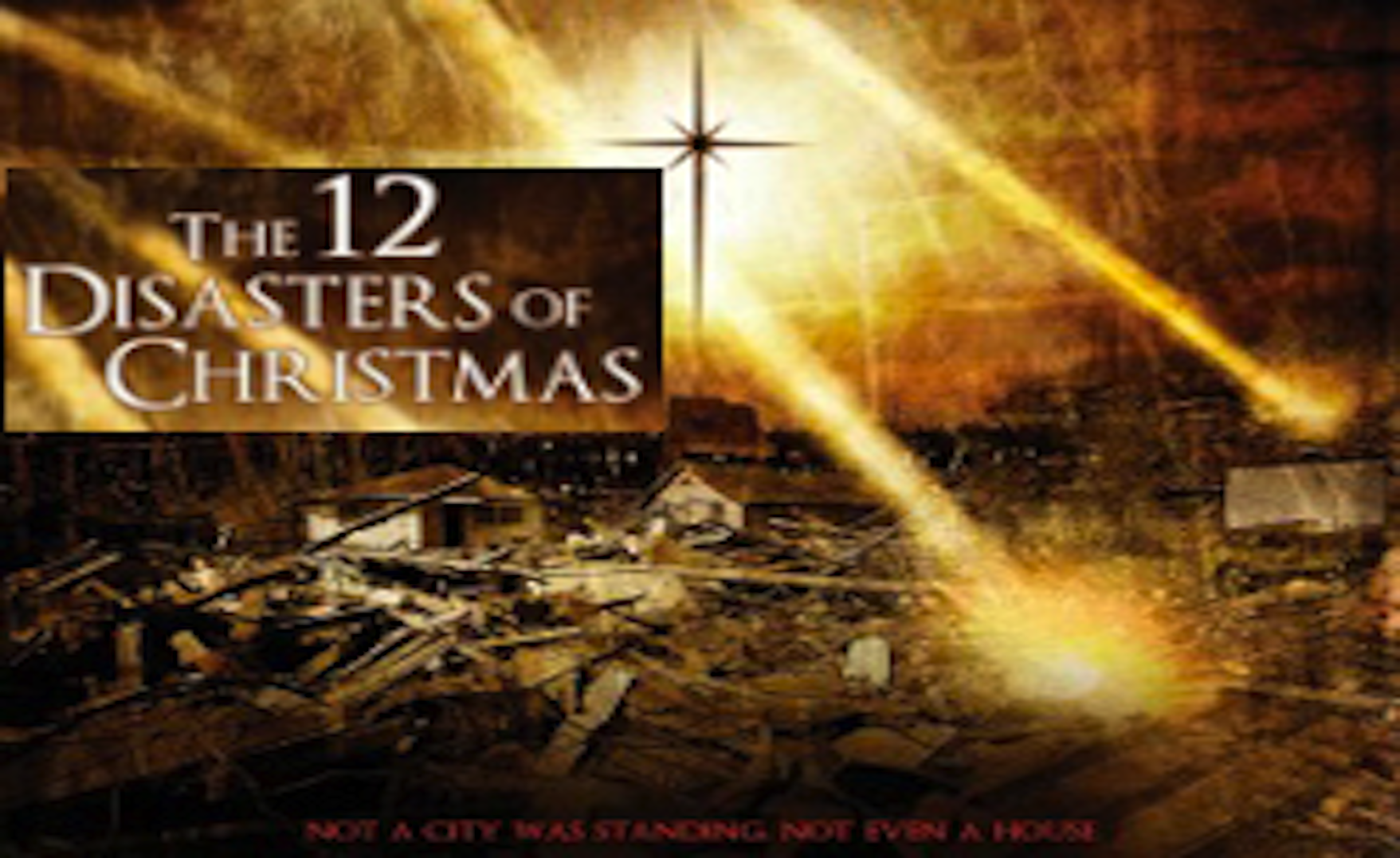 12 Disasters Of Christmas.Syfy Gets An Early Start To The 2012 Holiday Season With