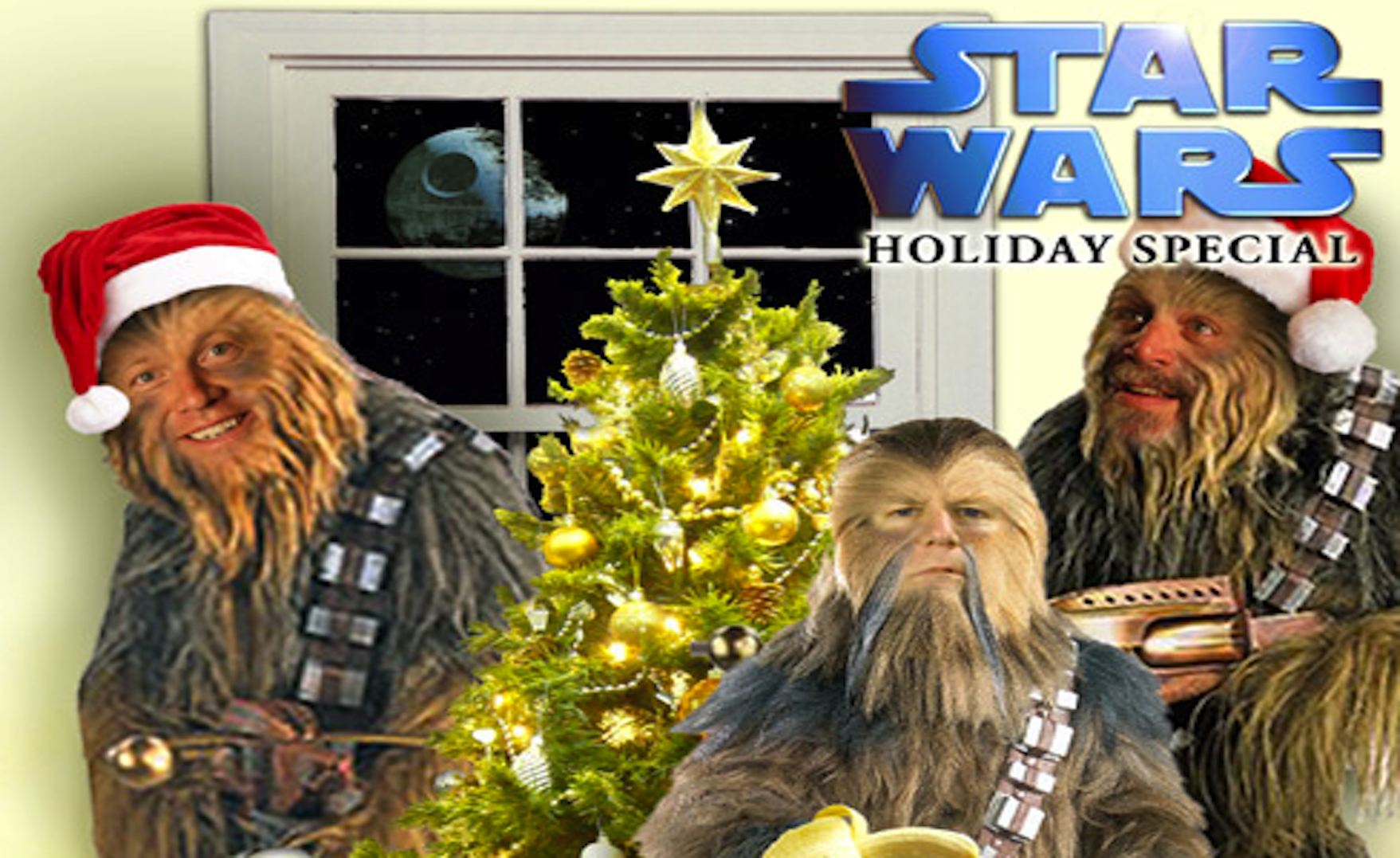 Star Wars Christmas Special