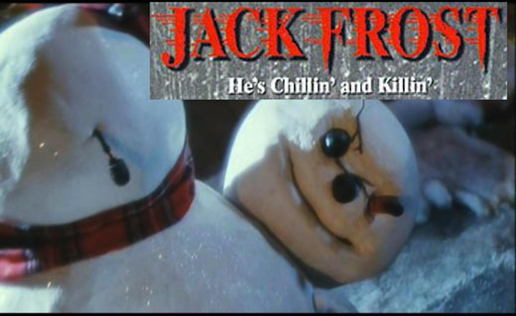Jack Frost 1996 Shower