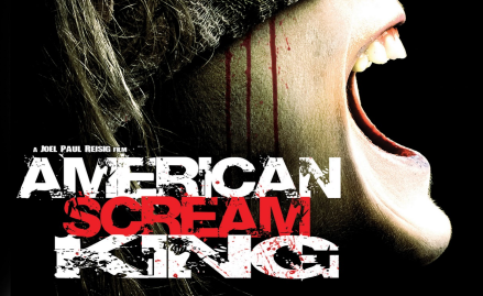 American Scream King banner