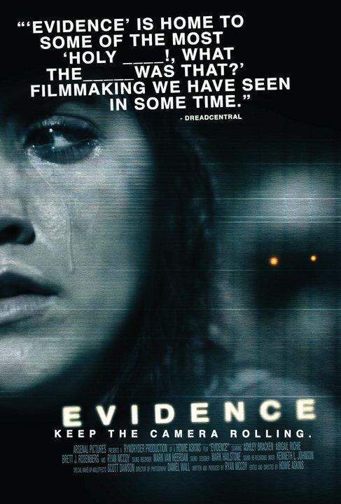 evidence film complet en streaming vf