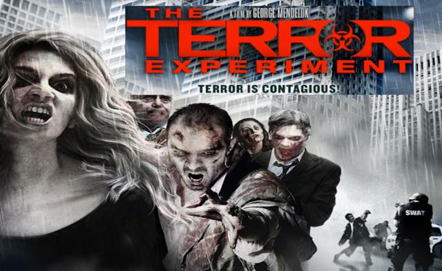 Terror Experiment banner