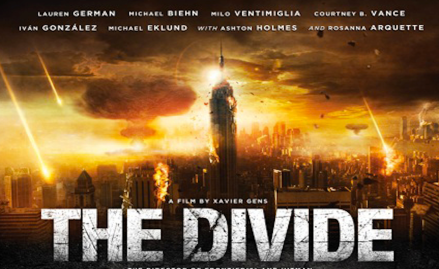 The Divide banner