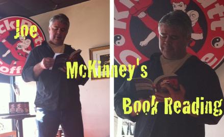 Joe McKinney banner
