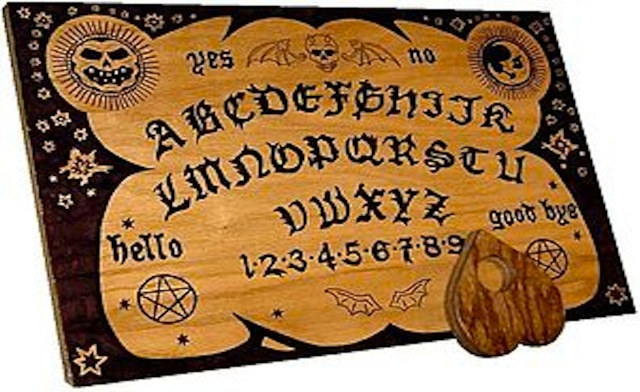 Ouija banner
