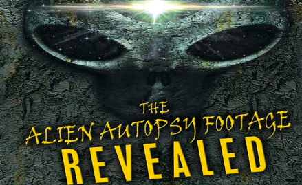 Alien Autopsy banner