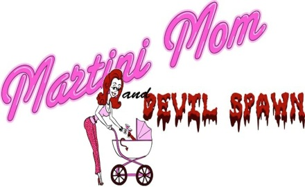 Martini Mom & Devil Spawn banner