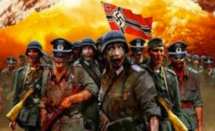 Nazis at the Center of the Earth banner