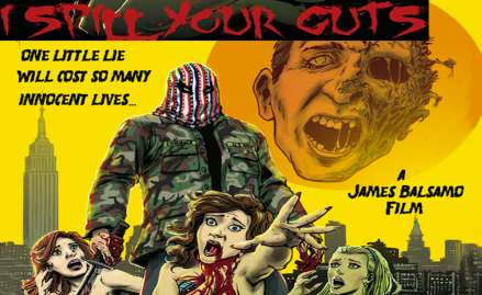 I Spill Your Guts banner