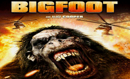 Bigfoot banner