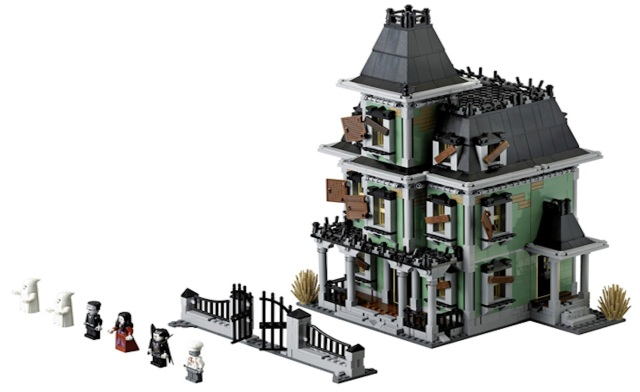 Haunted House LEGO set