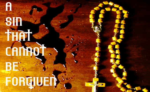 A Sin That Cannot Be Forgiven banner