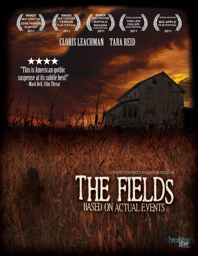 Directed. The Social Media Premier of The Fields is Here   AnythingHorror com