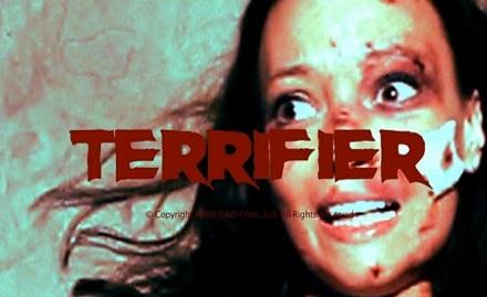 Terrifier banner
