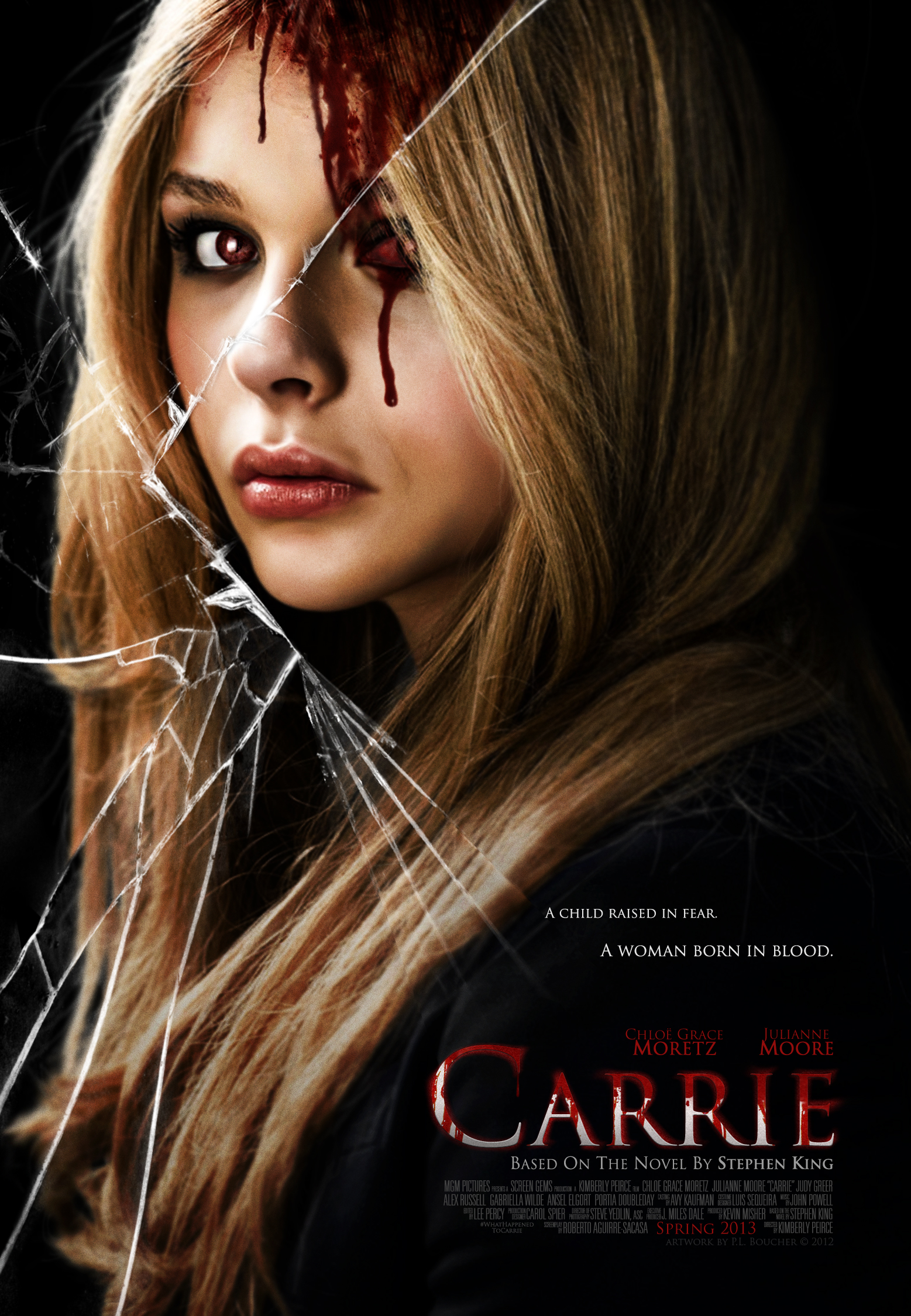 Carrie (REMAKE) Carrie-poster