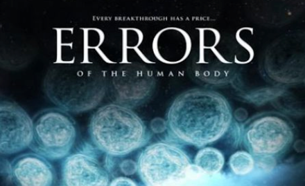 Errors of the Human Body banner