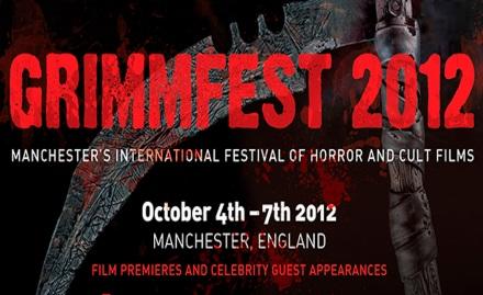 Grimmfest 2012 banner