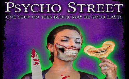 Psycho Street banner