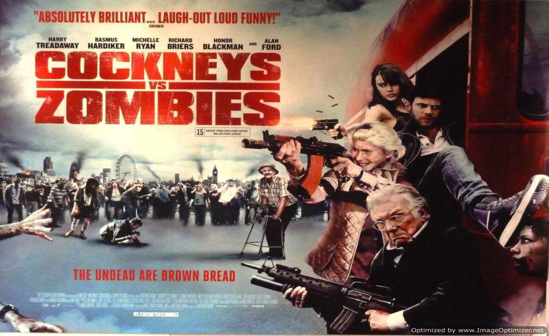 Cockneys vs Zombies (2012) Online Subtitrat