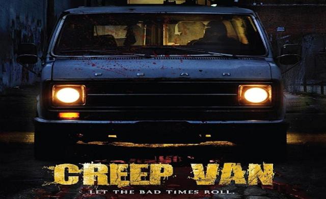 Creep Van banner
