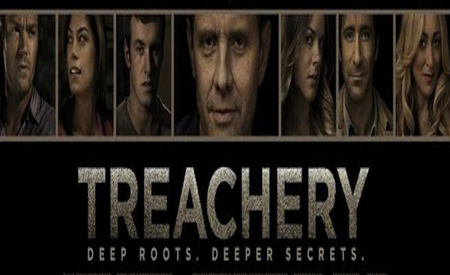 treachery banner