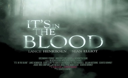Its In The Blood banner