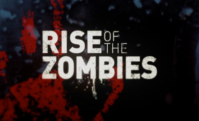 Rise of the Zombies banner