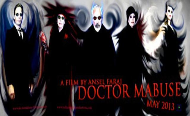 Doctor Mabuse banner