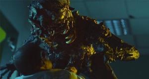 This alien has teeth inside it's teeth!!