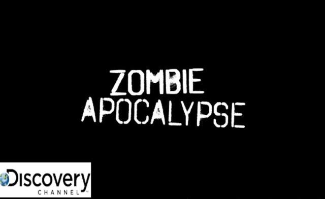 The Zombie Apocalypse banner