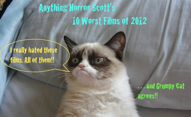 !!Worse Films of 2012 banner