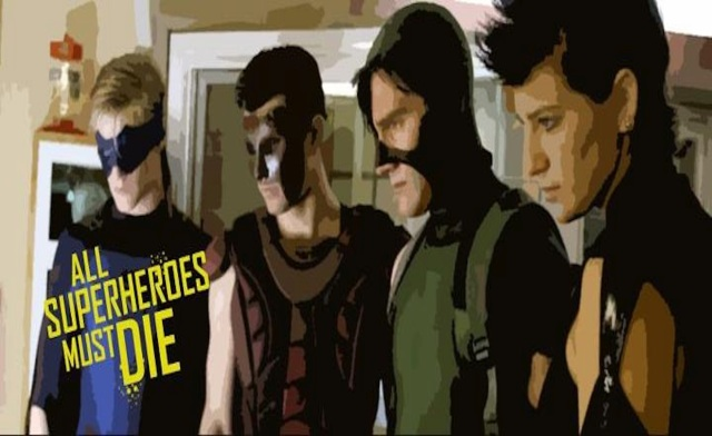 All Superheroes Must Die banner