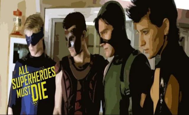 All Superheroes Must Die banner
