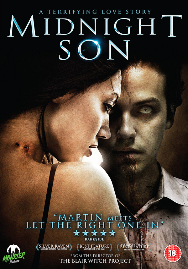 The vire film midnight son is being released on dvd through