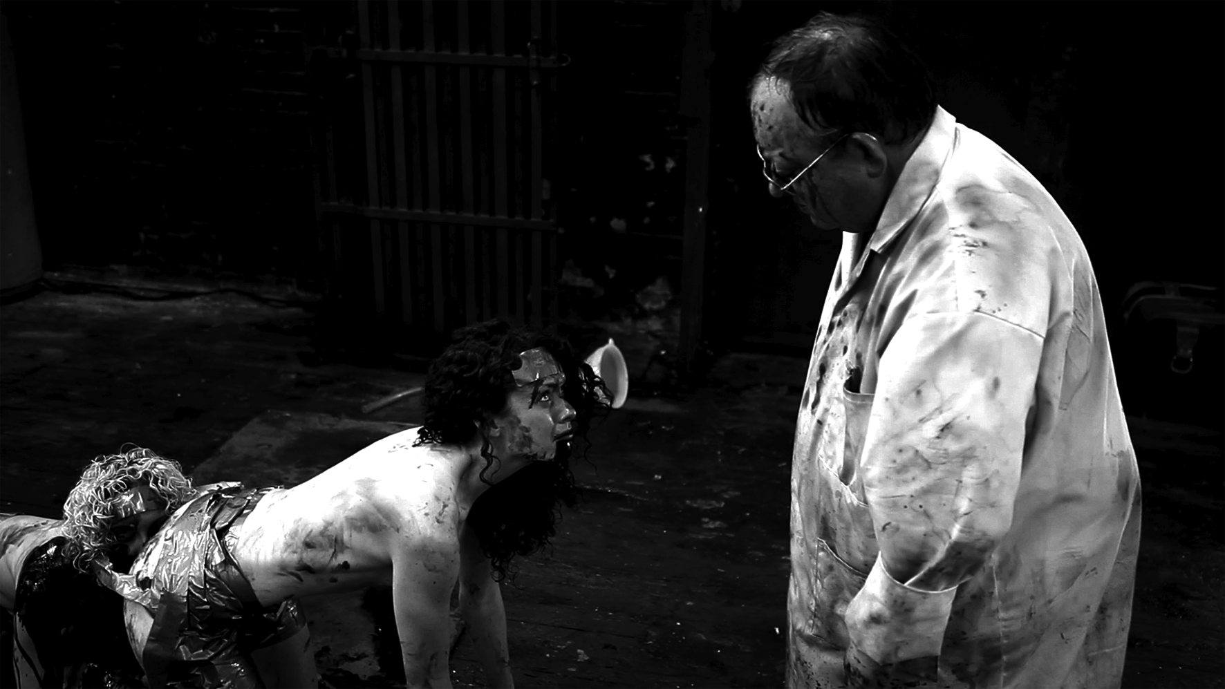 The Human Centipede (First Sequence) and The Human Centipede 2 (Full ...