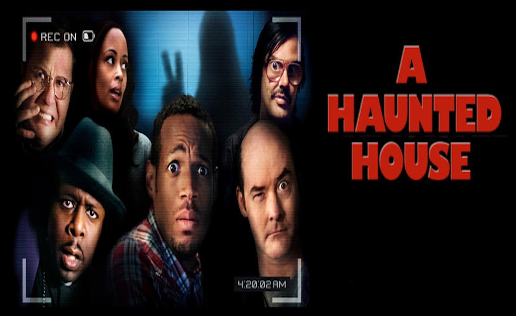 a haunted movie stream